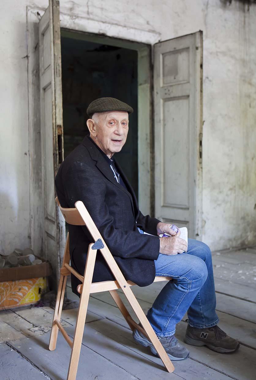 """fot. Robert Sotwin, zdjęcie wykonane na planie filmu """"Dotknięcie anioła"""""""