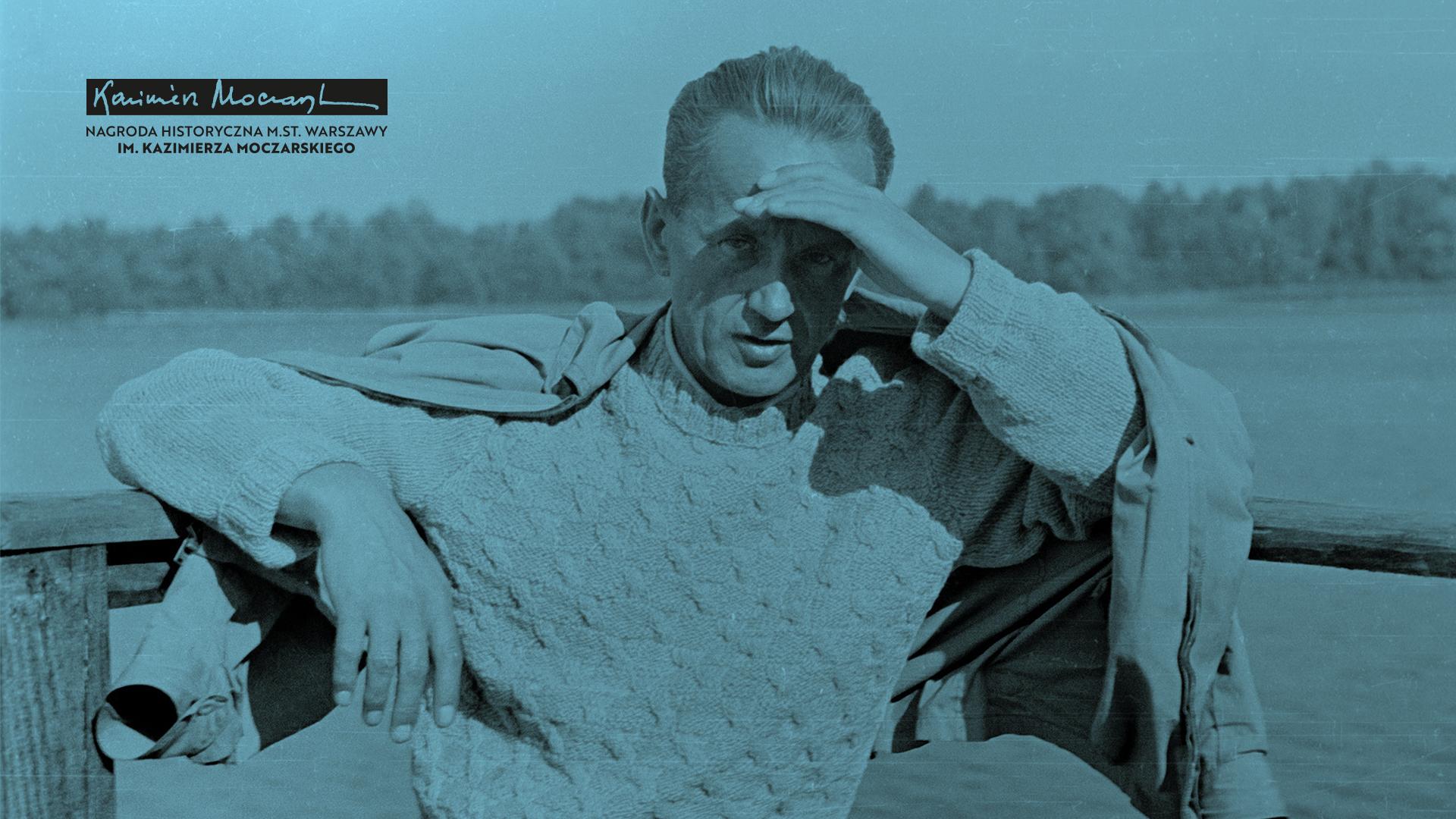 Fotografia Kazimierza Moczarskiego z archiwum Elżbiety Moczarskiej / FOTONOVA