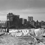 Warszawa 1946, fot. PAP/Jerzy Baranowski