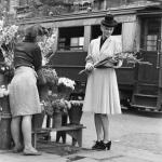 Warszawa, wrzesień 1946. Fot. PAP/Jerzy Baranowski