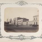 Dworzec Kolei Żelaznej, 1859.