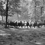 Ogród Saski, Warszawa 1934
