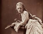Portret kobiety, ok. 1875