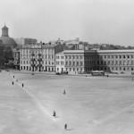 Plac Piłsudskiego, Warszawa 1934