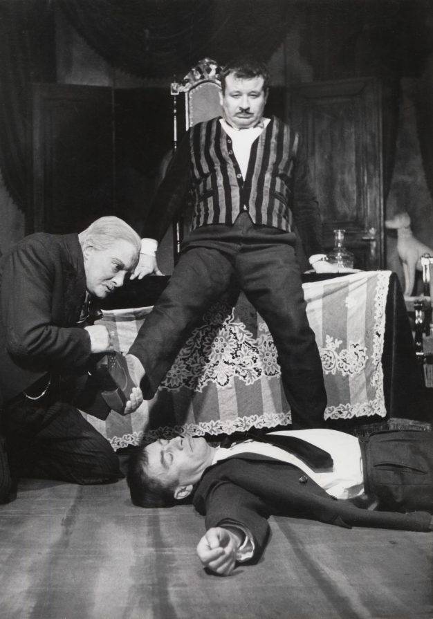 Tango fot. Edward Hartwig
