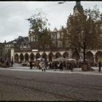 Kraków, Sukiennice na rynku