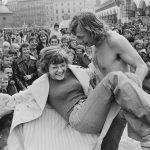 Juwenalia, Kraków, 1976.